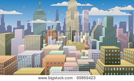 Cityscape Day