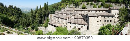 Convent Eremo Le Celle In Italy
