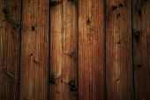 Wooden Floorboard Background Timber Plank Rough Concept poster