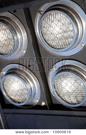 lighting spotlight