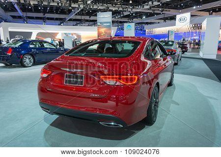 Chrysler 200 S Awd
