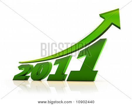 2011 positive arrow