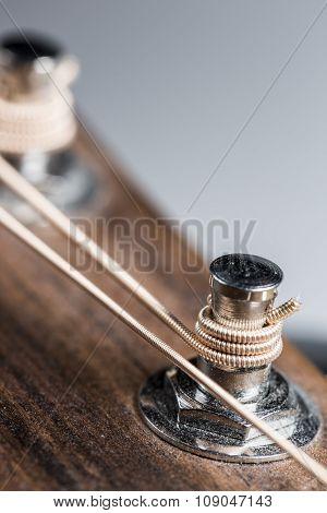 Steel Stringed Guitar Machine Head