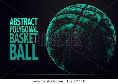 Abstract BASKET BALL