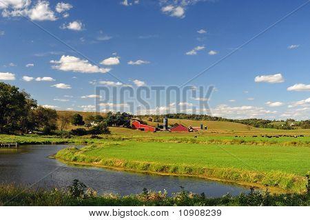 Barn in eastern Ohio