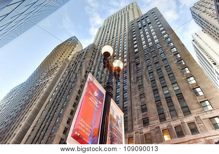One North Lasalle Building - Chicago