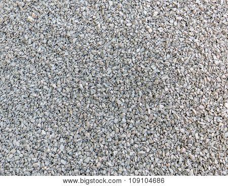Crushed Stone (macadam, Rubble)