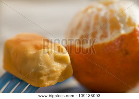 Tangerine Nougat