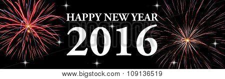 happy new year web banner
