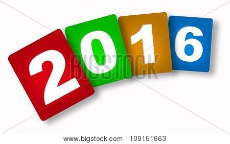 Cards 2016 Year