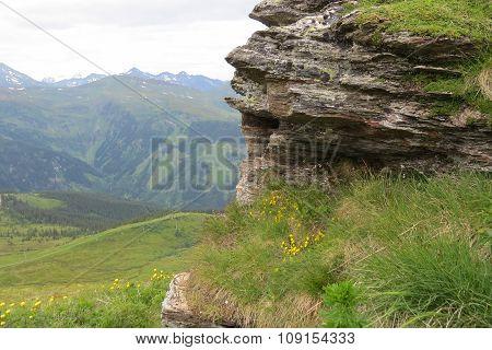 Outstanding Austrian Alps