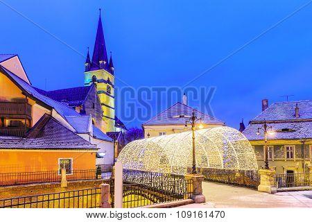Sibiu. Transylvania, Romania