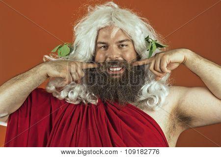 God Zeus