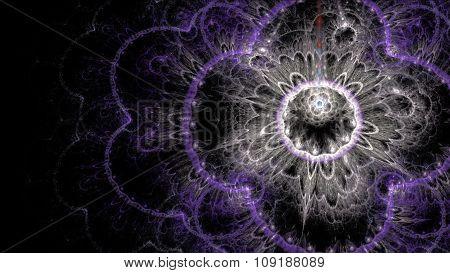 Alien Space Flower