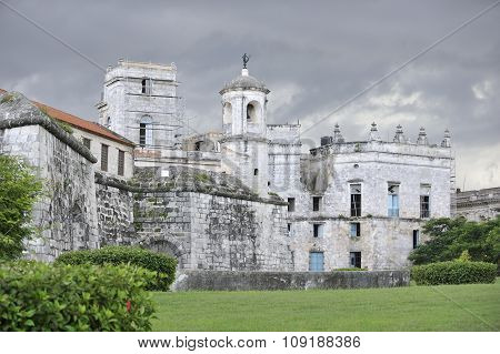 Castle, Castillo de la Real Fuerza, historic city centre of Havana, Habana Vieja, Old Havana, Cuba