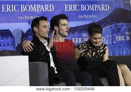 Fournier Beaudry / Sorensen With R. Haguenauer