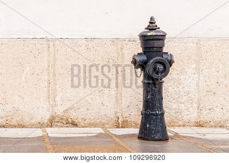 Fire Hydrant Vintage Style