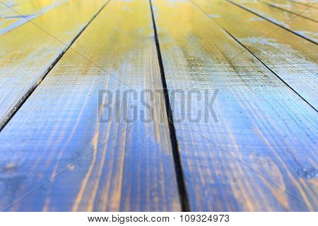 vintage dark wooden boards