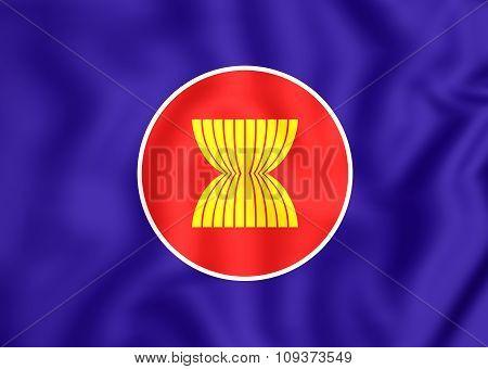 Flag Of Asean
