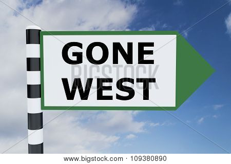 Gone West Concept
