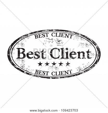 Best client rubber stamp