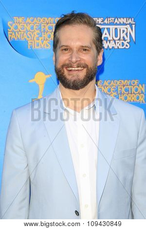 LOS ANGELES - JUN 25:  Bryan Fuller at the 41st Annual Saturn Awards Arrivals at the The Castaways on June 25, 2015 in Burbank, CA