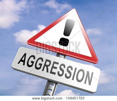 stop aggression no physical or verbal violence prevention