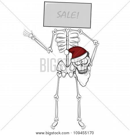 Skeleton Buddy