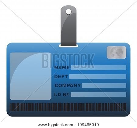 Id Card Detailed