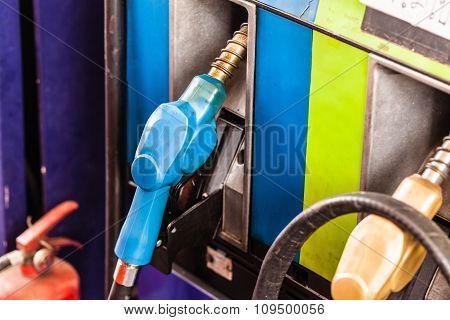 Petrol Gas Pump