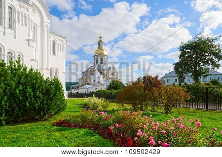 Annunciation Cathedral Of Holy Trinity Seraphim-diveevo Monastery, Diveevo, Russia