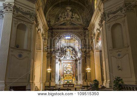 Santa Maria Del Carmine Church, Florence, Italy