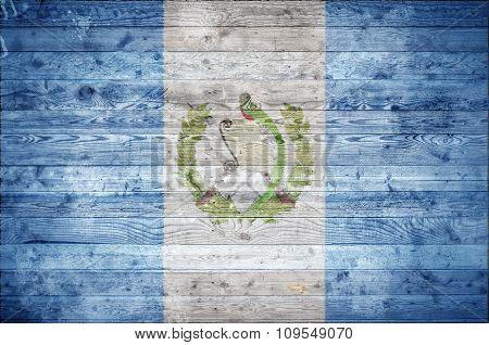 Wooden Boards Guatemala
