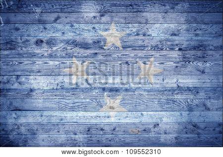 Wooden Boards Micronesia