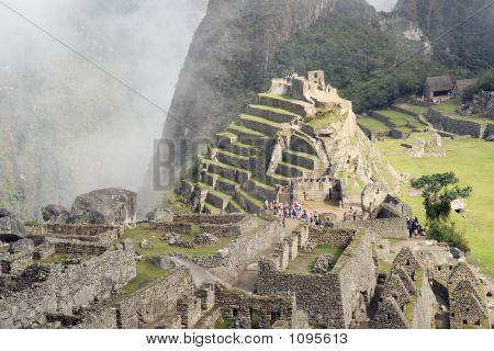 Machu Picchu Religious Sector