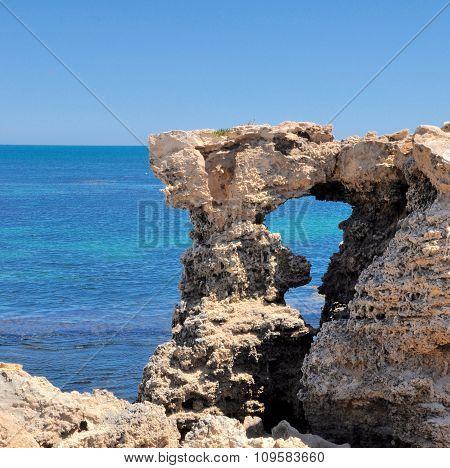 Limestone: Nature's Windows, Cape Peron