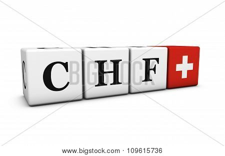 Switzerland Swiss Franc Currency Code Chf