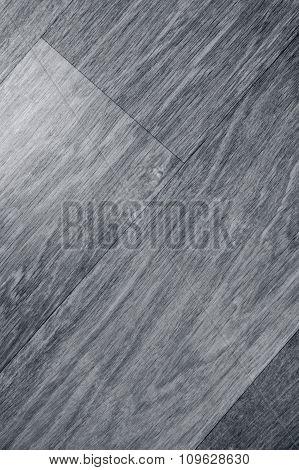 Close-up of new linoleum with parquet pattern, background