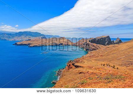 Madeira Ponta Do Furado - Casa Di Sardinha - Ponta De Sao Lourenco