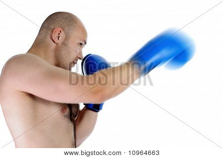 boxer punches