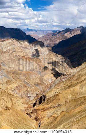 Canyon Of Zanskar River