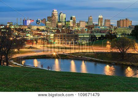 Early Morning In Kansas City