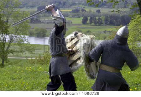 Ancient Outdoor Battle