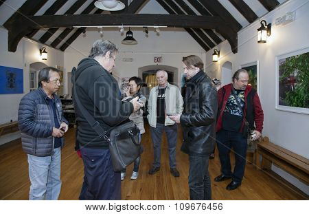 Borough Paranormal Meetup Group Investigate The Old Stone House