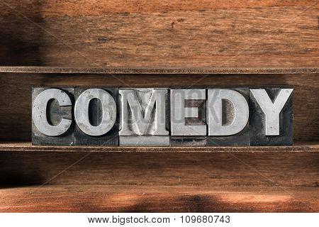 Comedy Word Tray