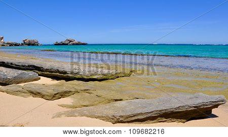 Rock Erosion at Cape Peron, Western Australia