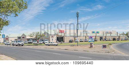 Preller Walk Shopping Center