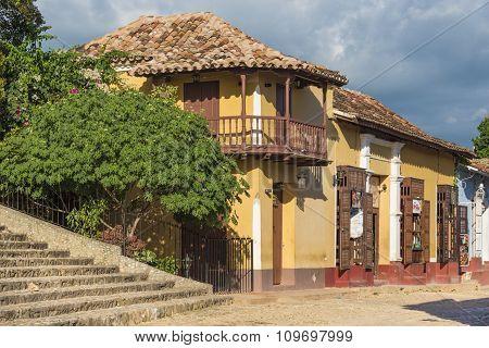 Cuba Tourism: Trinidad a Unesco World Heritage Site
