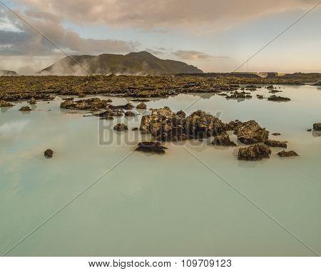 Geothermal Landscape Iceland