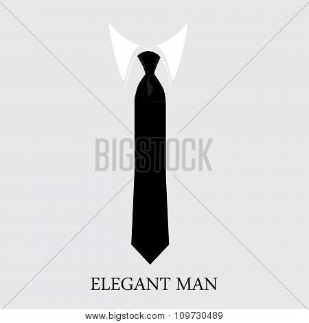 Elegant Man Background
